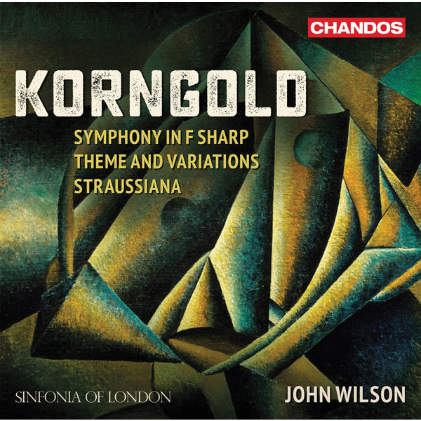 Sinfonia Of London - Korngold: Works for Orchestra