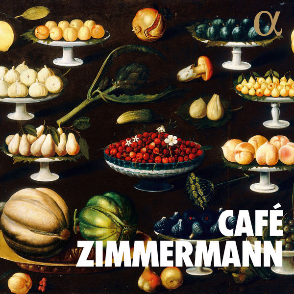 Café Zimmermann - Bach, Vivaldi, Avison, D'Anglebert, C.Ph. Bach