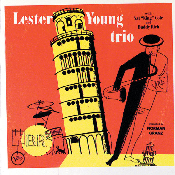 Lester Young - Lester Young Trio