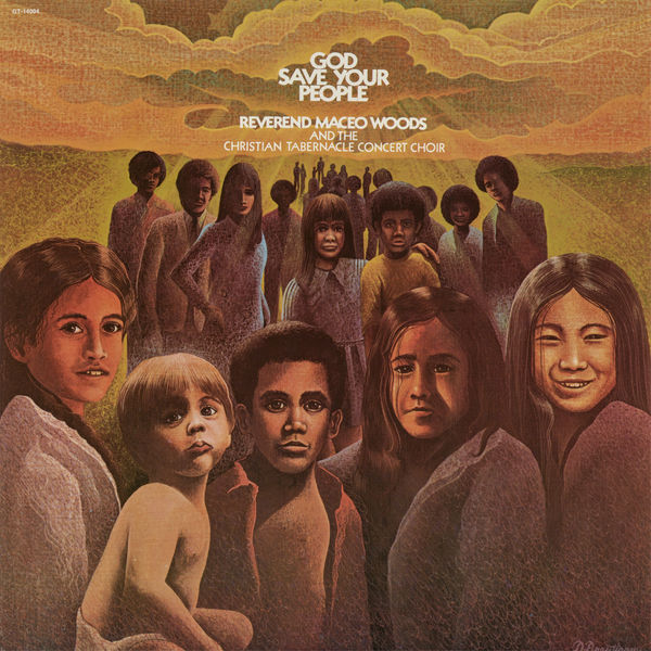Maceo Woods - God Save Your People
