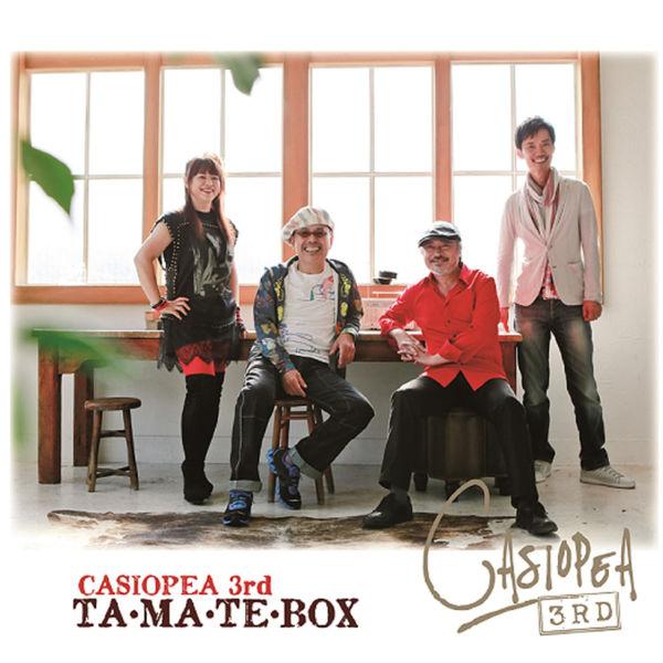 CASIOPEA 3rd - Ta Ma Te Box