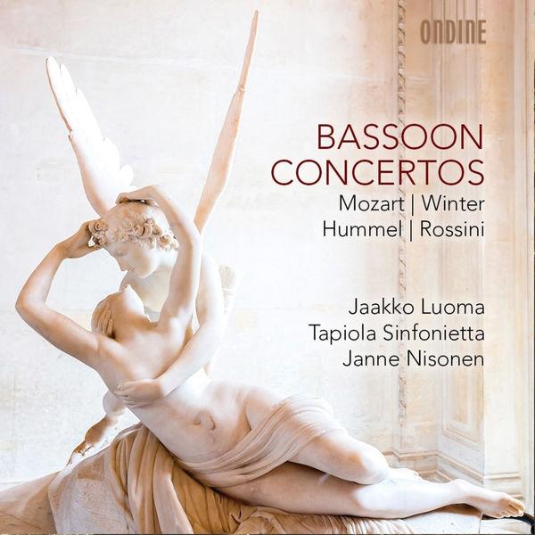 Jaakko Luoma - Mozart, Winter, Hummel & Rossini: Bassoon Concertos
