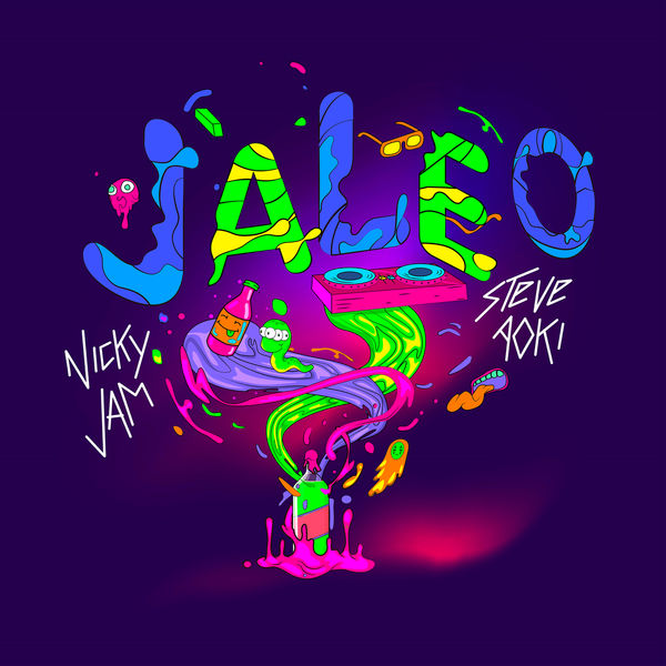 Jaleo | nicky jam – download and listen to the album.