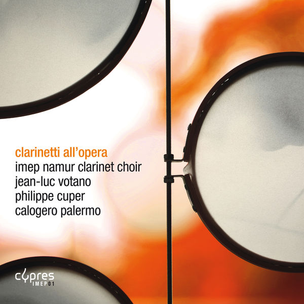 Various Composers - Clarinetti all'opera