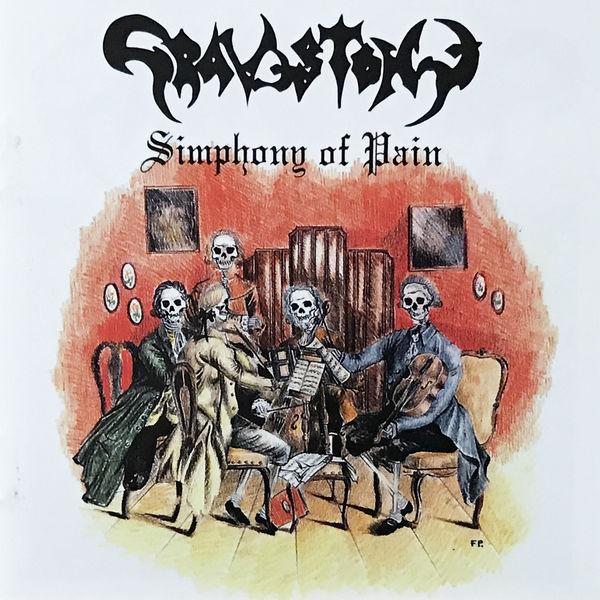 Gravestone - Symphony of Pain