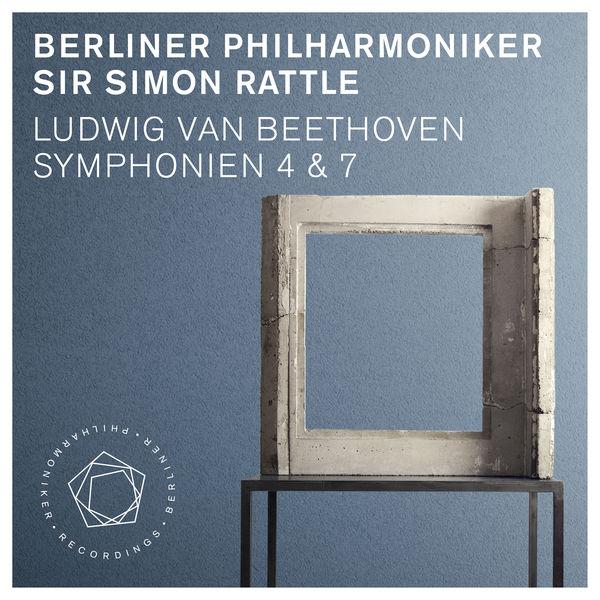 Berliner Philharmoniker - Beethoven: Symphonies Nos. 4 & 7
