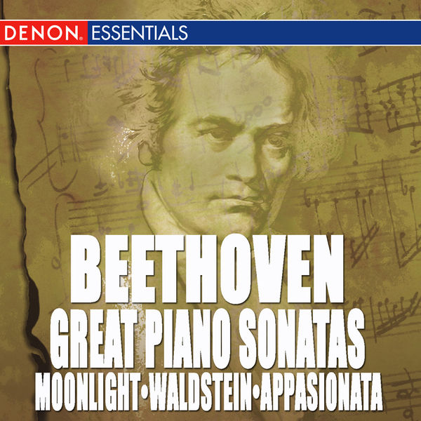 Various Artists - Beethoven: The Great Piano Sonatas