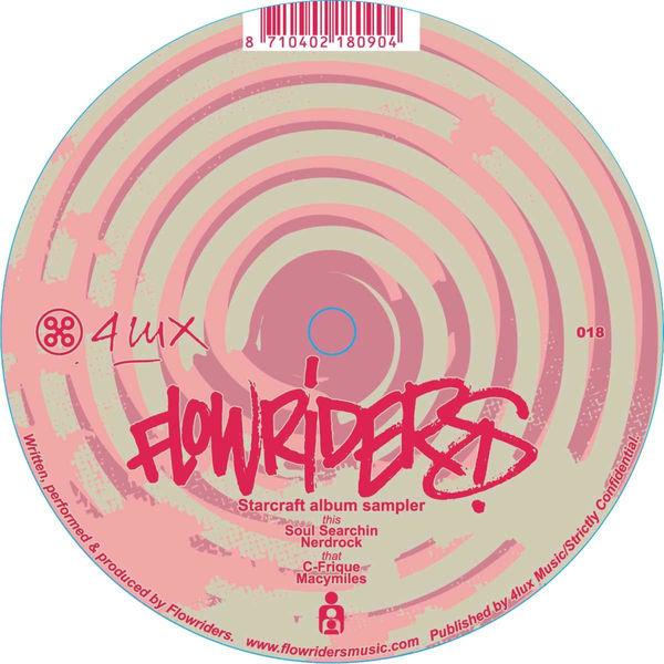 Flowriders - Starcraft Album Sampler