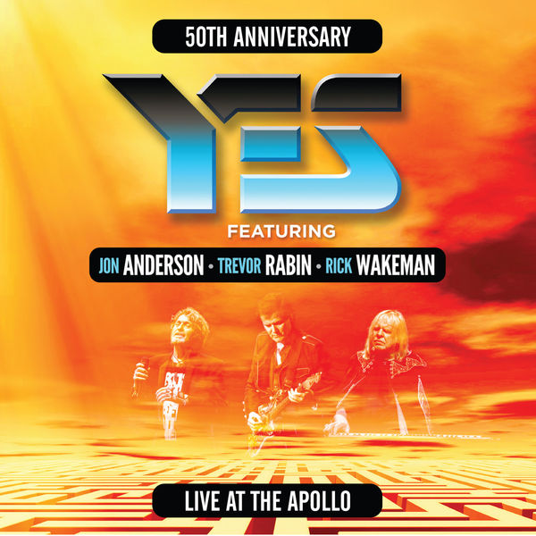 Yes - Live At The Apollo - 50th Anniversary