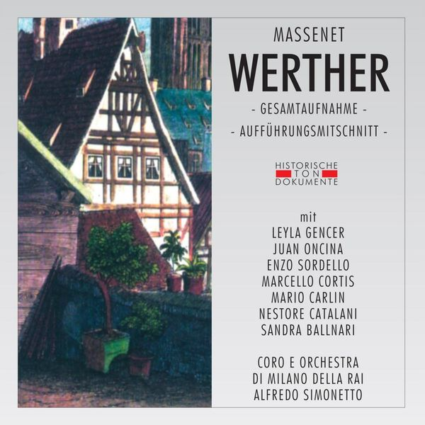 Coro Di Milano Della Rai - Jules Massenet: Werther