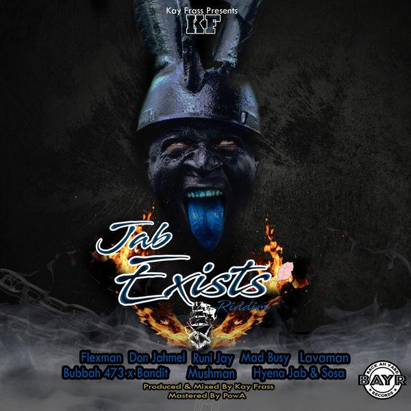 Various Artists - Jab Exists Riddim