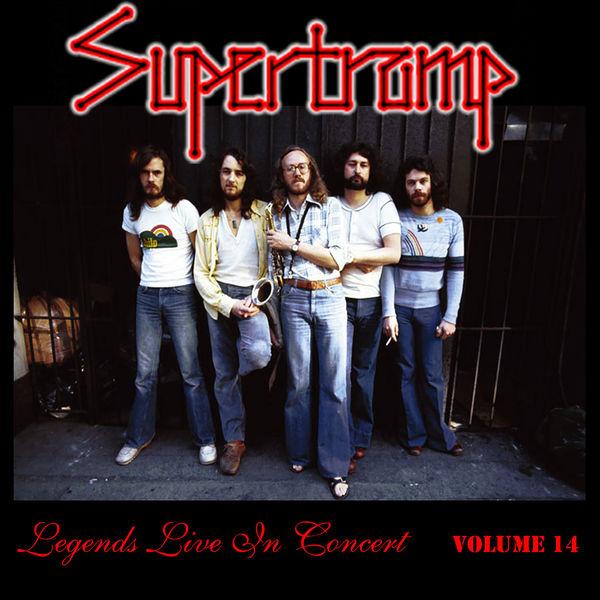 Supertramp - Legends Live in Concert