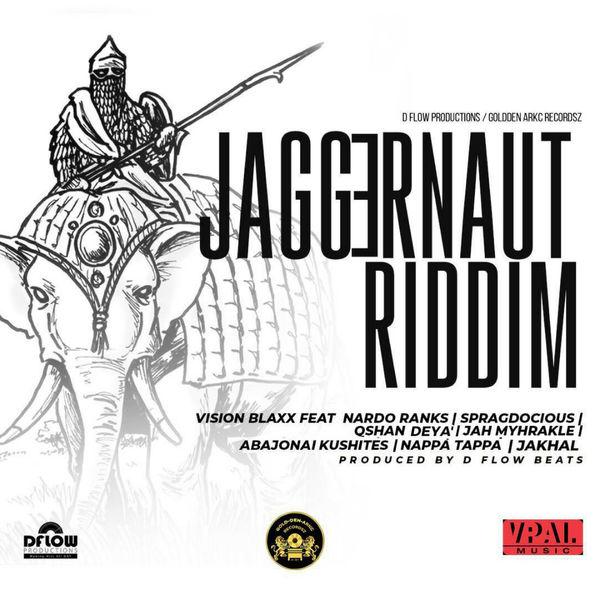 Various Artists - Jaggernaut Riddim