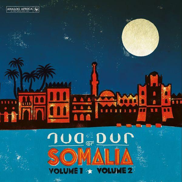 Dur-Dur Band - Dur Dur of Somalia - Vol. 1, Vol. 2 (Analog Africa No. 27)