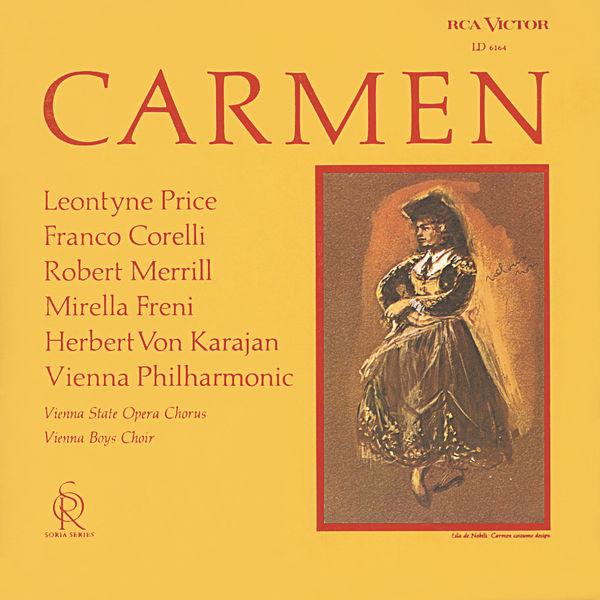 Herbert von Karajan - Bizet: Carmen, WD 31 ((Remastered))