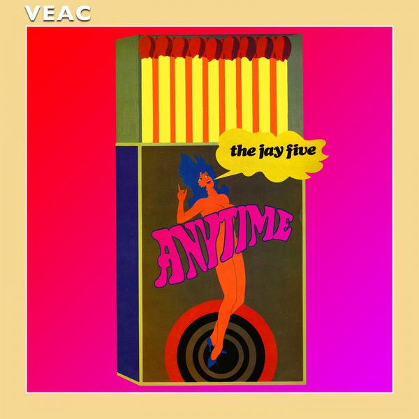 The Jay Five - Anytime