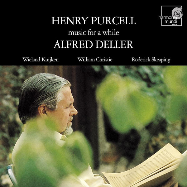 Alfred Deller - Purcell: Music for a while
