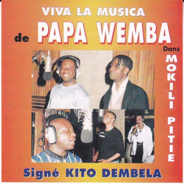 Papa Wemba - Mokili Pitié