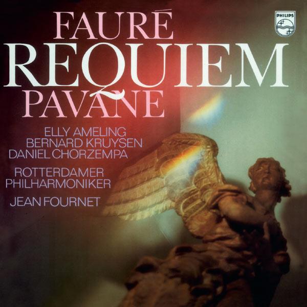 Elly Ameling - Fauré: Requiem;  Pavane