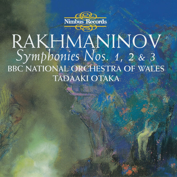 BBC National Orchestra Of Wales - Rachmaninoff: Symphonies Nos. 1, 2 & 3