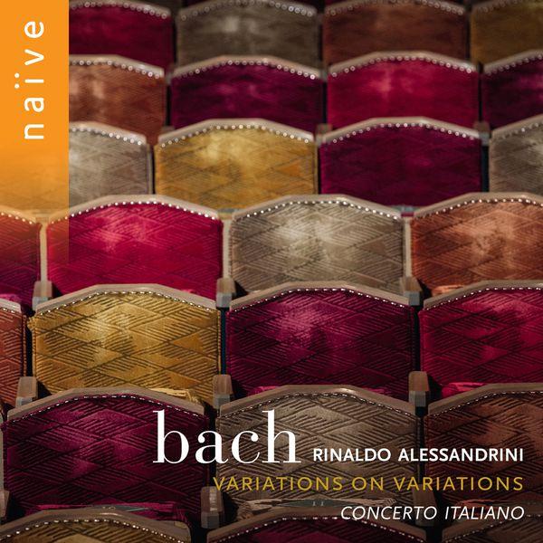 Rinaldo Alessandrini - Bach: Variations on Variations (Arr. for Baroque Ensemble)