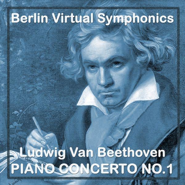 Berlin Virtual Symphonics - Ludwig Van Beethoven Piano Concerto No.1