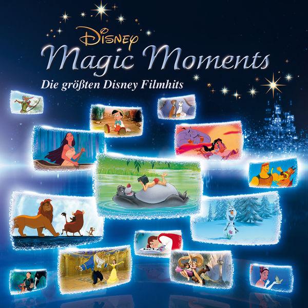 Various Artists - Disney Magic Moments: Die größten Disney Filmhits
