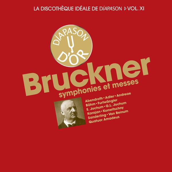 Various Artists - Anton Bruckner : Symphonies - Messes