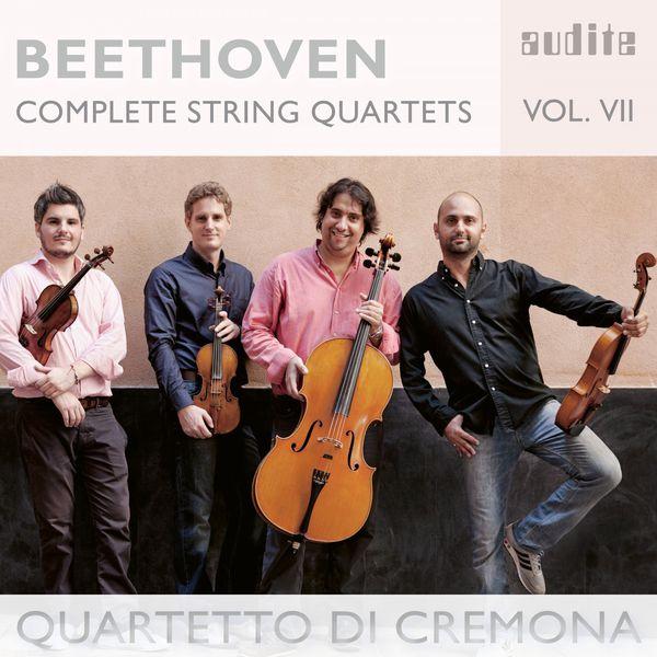 Quartetto di Cremona - Beethoven: Complete String Quartets, Vol. 7
