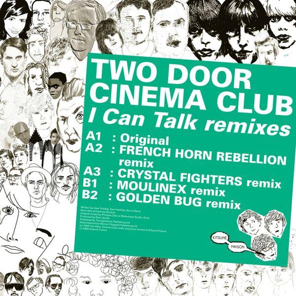 Two Door Cinema Club - Kitsuné: I Can Talk