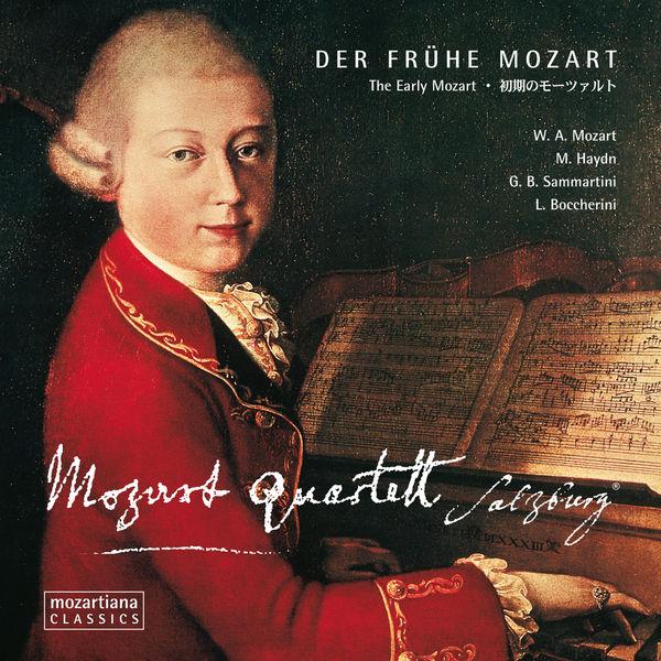Salzburg Mozart Quartet - Der frühe Mozart: The Early Mozart