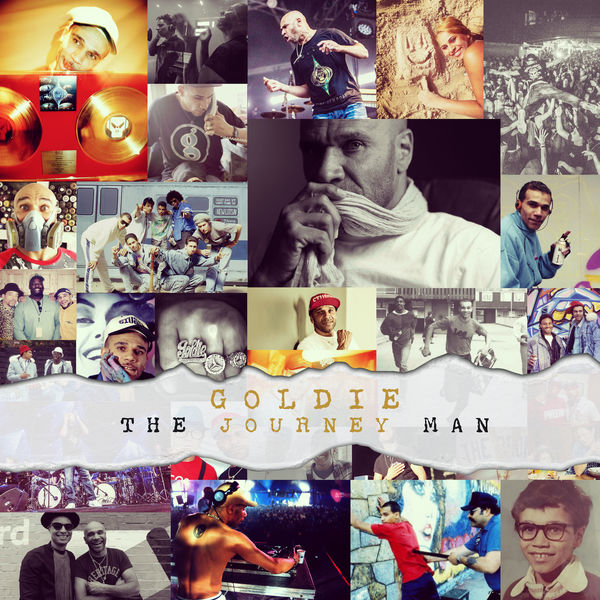 Goldie - The Journey Man (Deluxe)