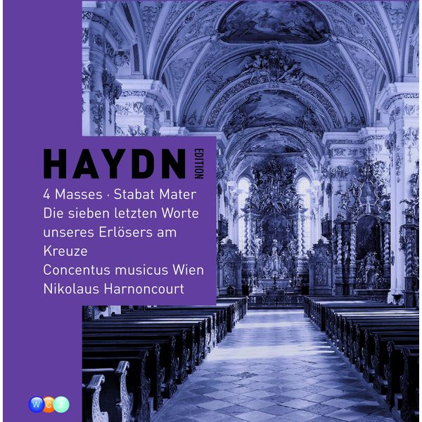 Nikolaus Harnoncourt - Haydn Edition Volume 5 - Masses, Stabat Mater, Seven Last Words
