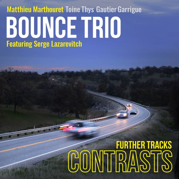 Matthieu Marthouret - Contrasts (Further Tracks)