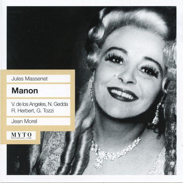 Victoria de los Angeles - Manon (Intégrale)