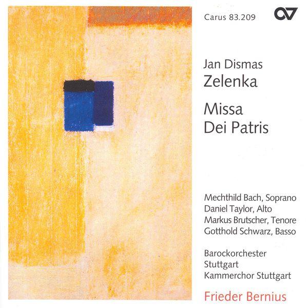 Frieder Bernius - Zelenka : Missa Dei Patris