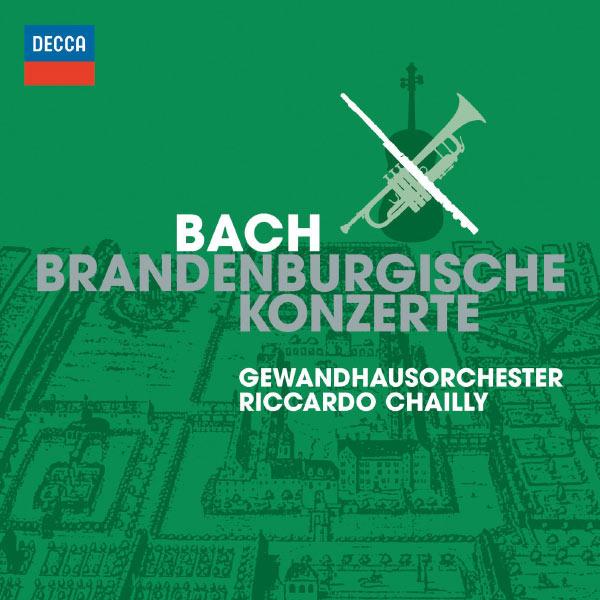 Gewandhausorchester Leipzig - Bach: Brandenburg Concertos