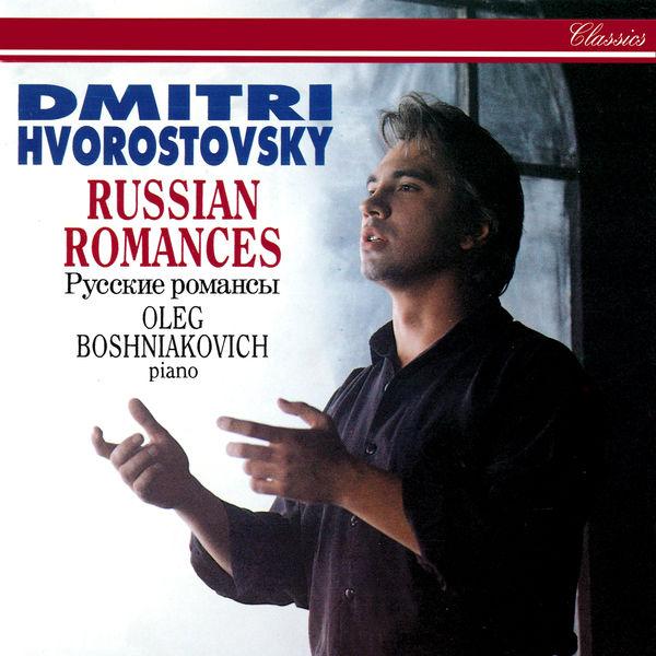 Dmitri Hvorostovsky - Russian Romances
