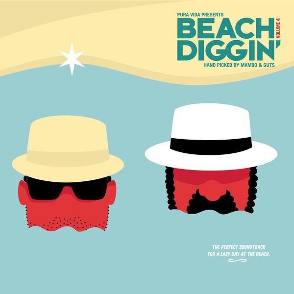 Guts - Beach Diggin', Vol. 4