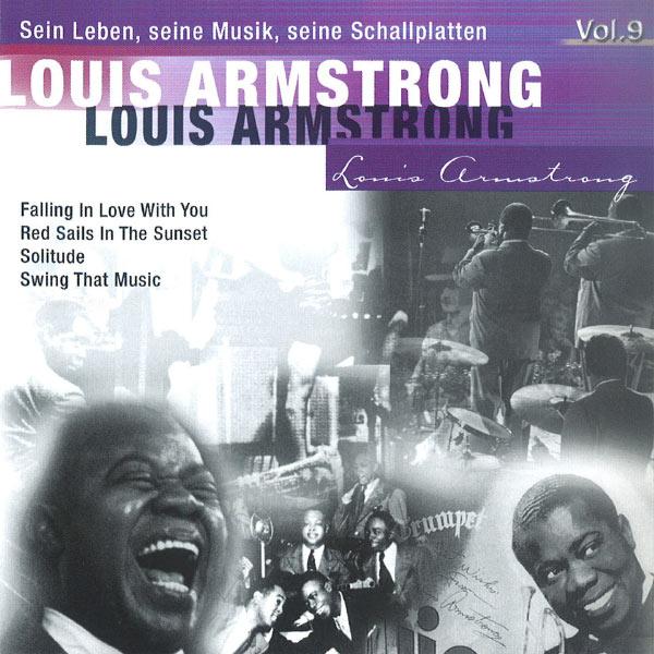 Louis Armstrong - Louis Armstrong -Sein Leben, seine Musik, seine Schallplatten, Vol.9