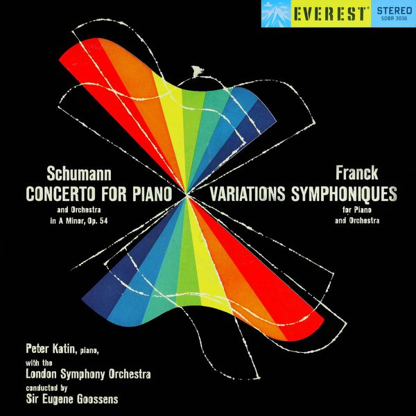 London Symphony Orchestra - Schumann: Piano Concerto & Franck: Variations Symphoniques (Transferred from the Original Everest Records Master Tapes)