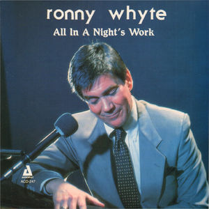 (Vocal Jazz) [WEB] Ronny Whyte (and Harry Allen) - All in a Nights Work - 1994, FLAC (tracks), lossless