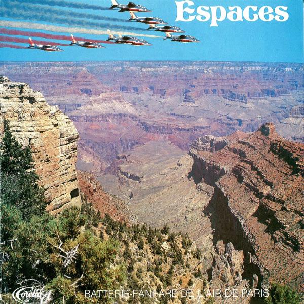 Batterie Fanfare De L'air De Paris - Espaces