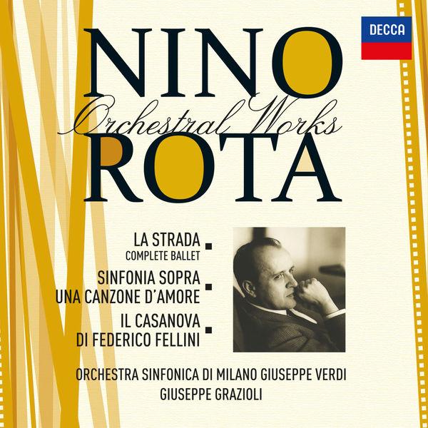 Giuseppe Grazioli Rota: Orchestral Works (Vol. 5)