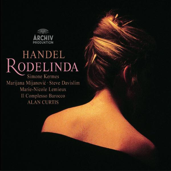 Simone Kermes|Handel: Rodelinda