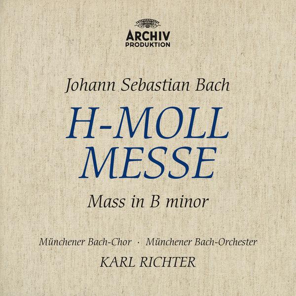 Maria Stader - Bach, J.S.: Mass In B Minor, BWV 232