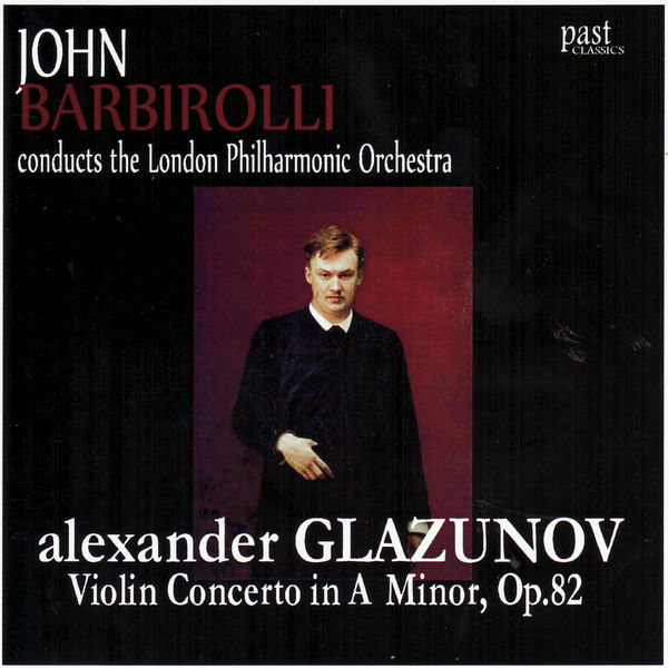 London Philharmonic Orchestra - Glazunov: Violin Concerto in A Minor
