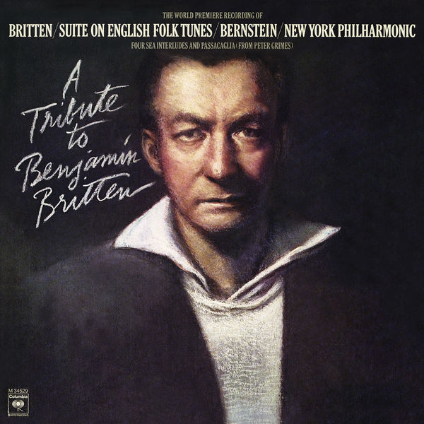 Leonard Bernstein - A Tribute to Benjamin Britten ((Remastered))