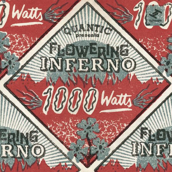 Quantic, Flowering Inferno - 1000 Watts