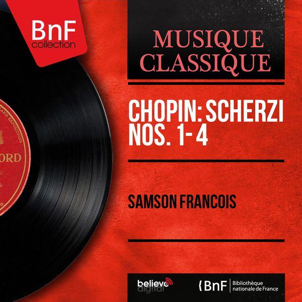 Samson François - Chopin: Scherzi Nos. 1 - 4 (Mono Version)